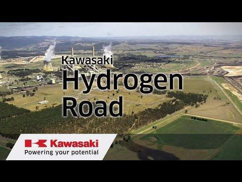 Kawasaki: Hydrogen Road