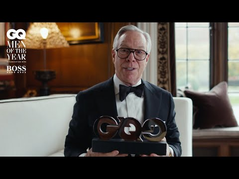 Tommy Hilfiger on the importance of Americana style | GQ Men Of The Year