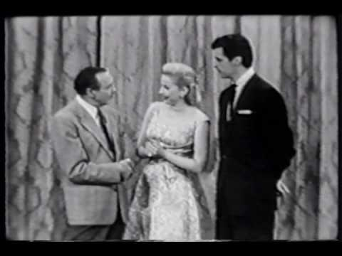 Mary Costa and Rory Calhoun Sing a Duet!