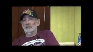 Sgt. Fred Elbert, USMC, Vietnam Veteran, P.O.W. survivor, tells his story