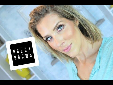 Full Face Video #1 | Bobbi Brown Cosmetics | Mandy Davis MUA