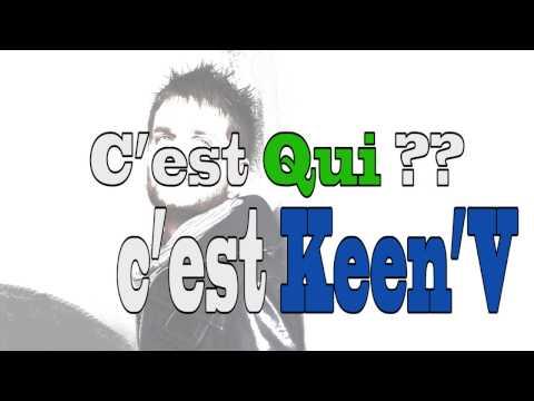 Keen'V   A l'horizontal (Officiel Video Lyrics)