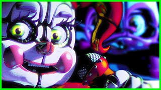 FNAF Sister Location - BABY'S DARK SECRET -  Five Nights at Freddy's Sister Location TRAILER