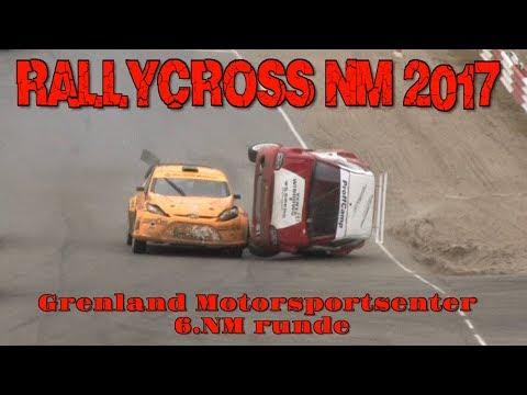 Rallycross NM 2017 - 6.runde - Grenland