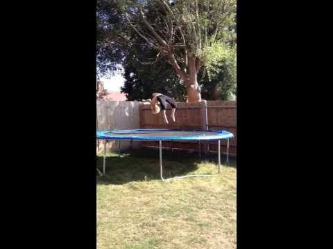 Sep 3, 2013                         Sonny Collins backflip