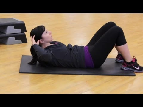 Easy Exercises for Reducing the Upper Arms, Hips & Waist : Exercising & Stretching Tips