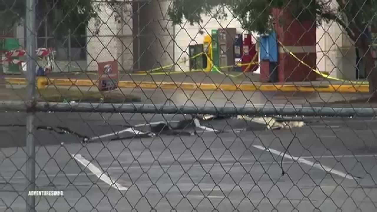 winter haven sinkhole may 31 2014 publix parking lot florida youtube