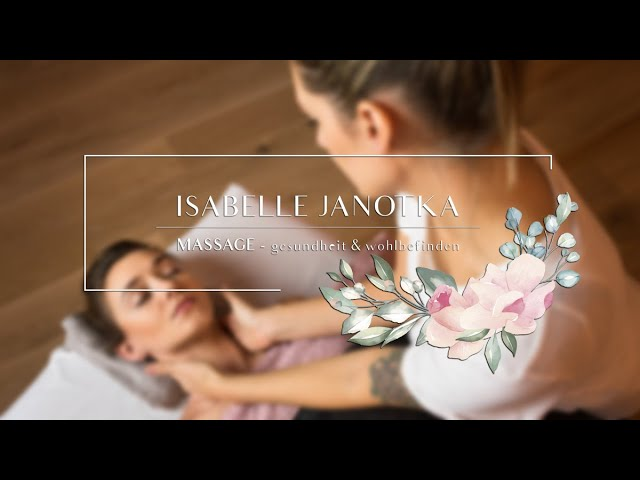 Imagevideo: Isabelle Janotka - Massage