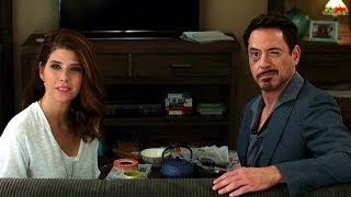 Peter Parker Meets Tony Stark Scene - Captain America Civil War (2016) Movie Clip HD
