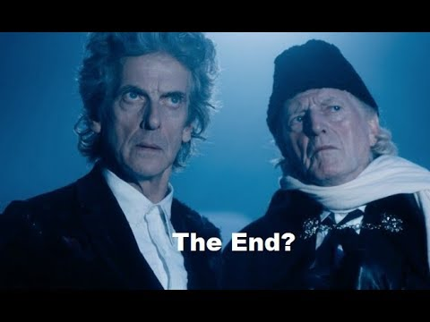 Is this the end of Doctor Who as we know it?