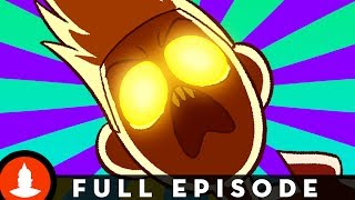 "Emotion Lords Seek Revenge in ""The Parasox Pub"" - (Bravest Warriors Season 2 Ep. 10)"