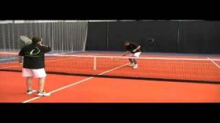 Learn to Play Tennis in Minutes - www.playmoderntennis.com