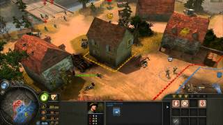Company Of Heroes Tales Of Valor Gameplay [PC HD]