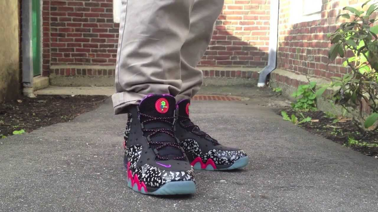 newest 6c54f 29b11 Barkley Posite On Feet - Area 72 Chuck Posite On Foot Review - YouTube
