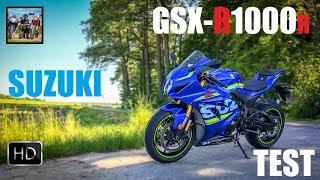 Suzuki GSX-R1000R TEST   Die neue 202PS Rakete!