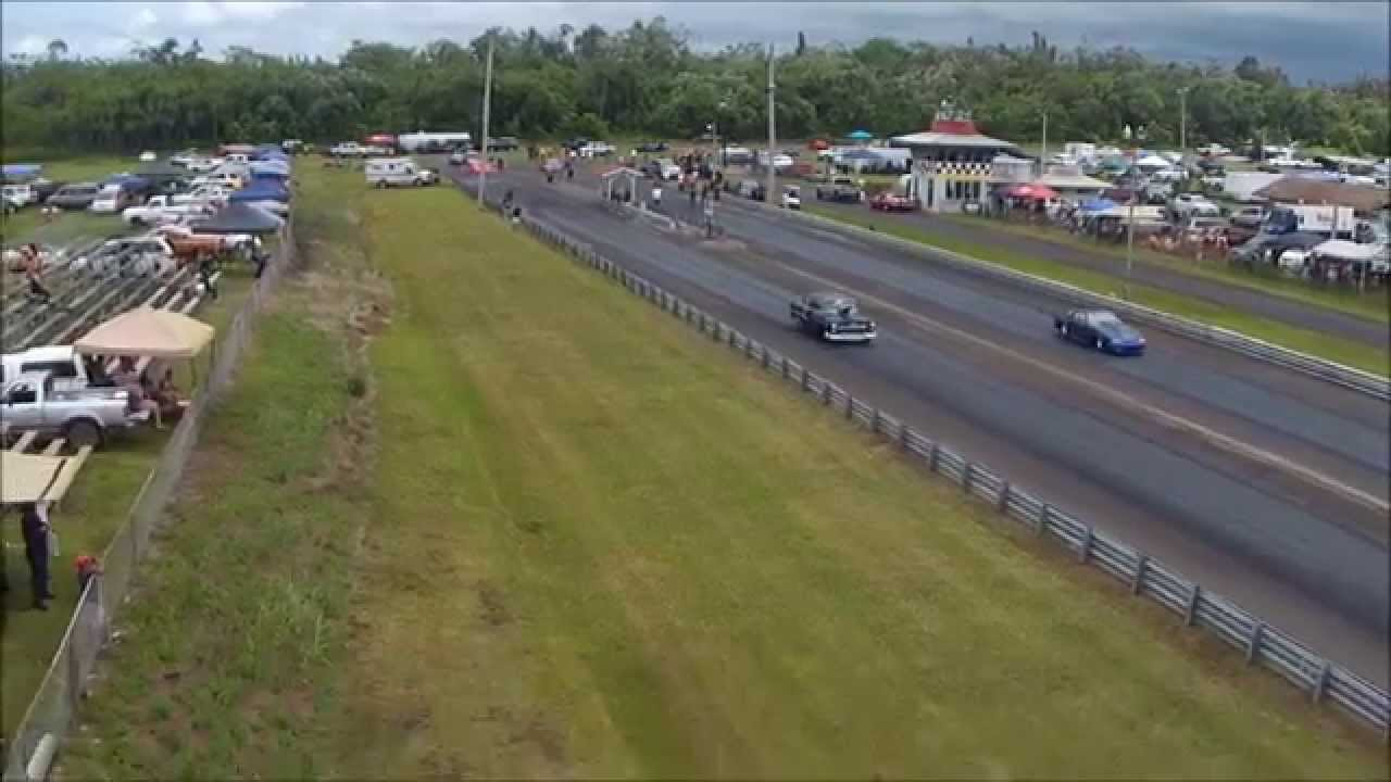 Drag racing in Holly Ridge, NC - YouTube