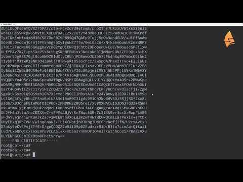 OpenSSL Certification Authority (CA) on Ubuntu Server