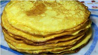 Лучший рецепт Тыквенных Блинов! /pumpkin pancakes