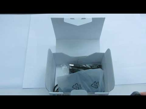 Blaupunkt Driving Video Recorder BP2.0 Unboxing