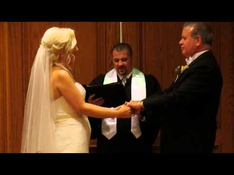 Religious Wedding Ceremony by Rev. Christopher T. Scuderi