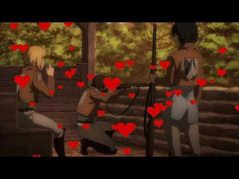 Dam Mikasa got ass Attack on titan
