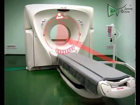 Как проходит компьютерная томография