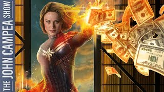 Captain Marvel Triumphs Again At Box Office, To Lead MCU - The John Campea Show