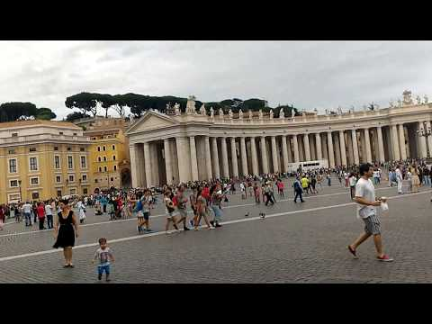 The Vatican City 4K