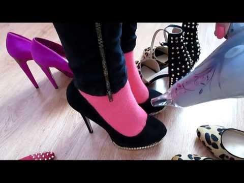Тесная обувь.Что делать?