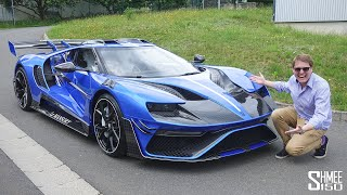 Le MANSORY is the CRAZIEST Ford GT in the World!