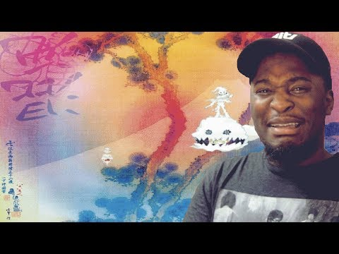 """KANYE WEST & KID CUDI - """"KIDS SEE GHOSTS"""" FIRST REACTION/REVIEW!!!"""