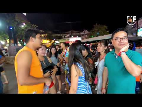 Khmer New Year in Siem Reap, Cambodia Trip 2019 Clip 7