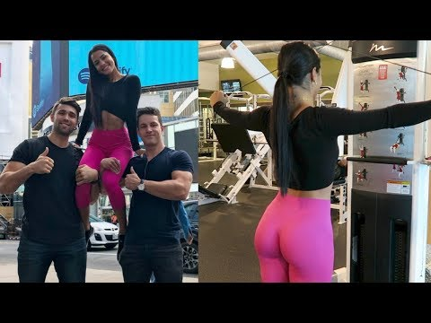 Katya Elise Henry & Colossus Fitness FULL SHOULDER WORKOUT | Top 3 Shoulder Exercises