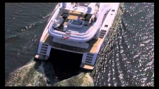 Luxury power catamaran SEA BASS - Sunreef Power 70
