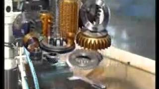 Зубообрабатывающий инструмент TSA-FHUSA