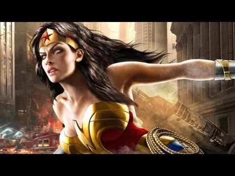 WONDER WOMAN The Next DC Character Headed To Big Screen?