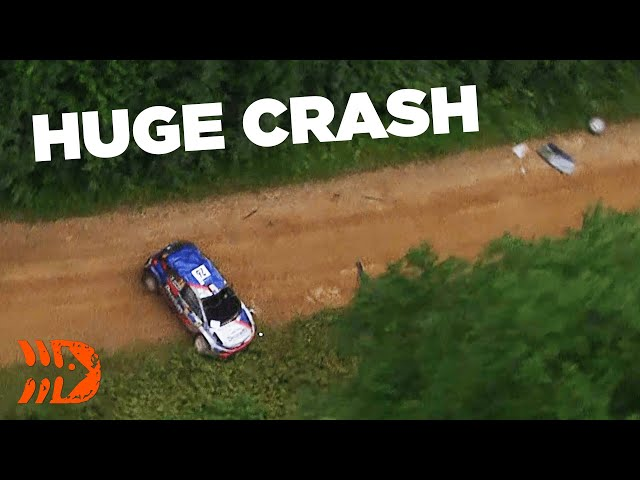 Johnston's TERRIFYING CRASH Explained - Rally Estonia 2021