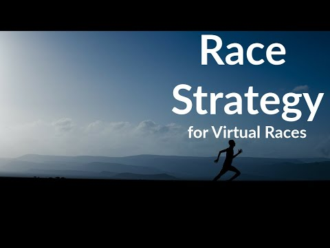 How to Run a Virtual Race: Strategy, Course Tips, & More