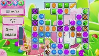 Candy Crush Saga Android Gameplay #37
