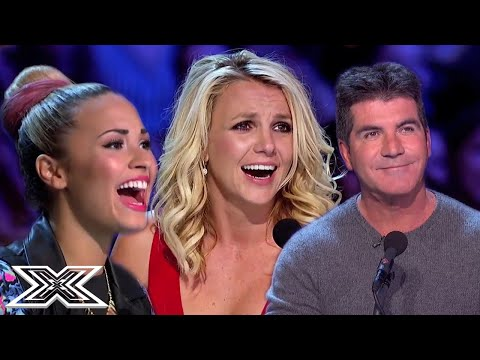 TOP 3 Young Girls With HUGE Voices SHOCK And SURPRISE The World! | X Factor Global