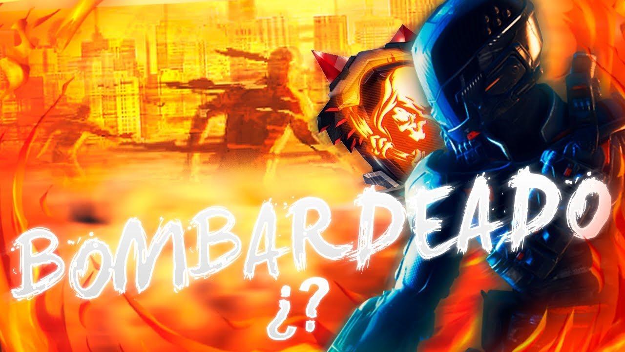 SOY INCAPAZ de SACARME el BOMBARDEADO - Black Ops 3