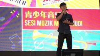 修炼爱情 Cover By Ling Haur (Live)