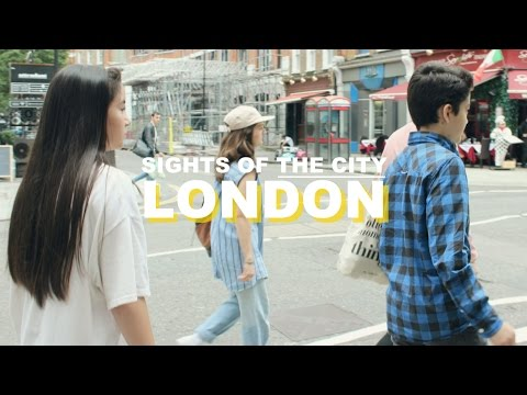 Sights Of The City | LONDON