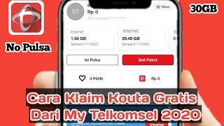 cara mendapatkan kuota gratis telkomsel 2020 screenshot 3