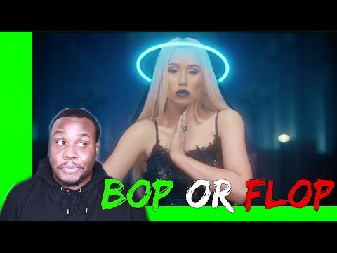 IGGY AZALEA SAVIOR  IS OUT! *CAN IT SAVE THE SONG THO!?* Zachary Campbell