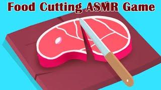 Food Cutting - Chopping Game   Very Satisfying Cooking Game screenshot 3