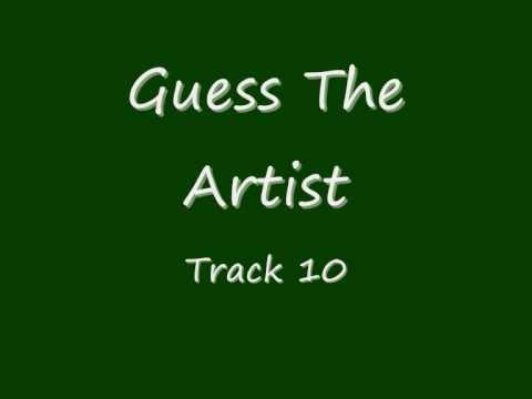 Guess the Artist Quiz .wmv