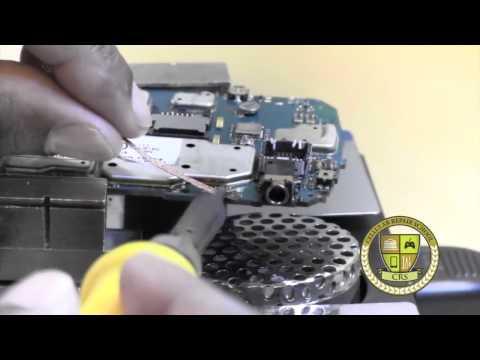 Cell Phone Soldering II Cellular Repair School