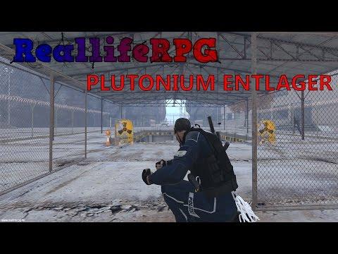PLUTONIUM ENTLAGER RAUB! - DIE POLIZEI KOMMT! - [Part 1/3] ReallifeRPG 5.0 - Arma 3 - Uncut