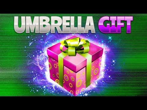 UMBRELLA GIFT (Fortnite Battle Royale)